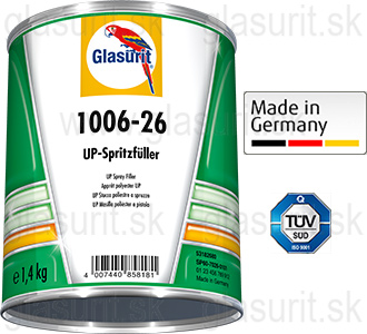 Glasurit 1006-26 UP striekací tmel